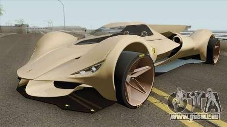 Ferrari Piero T2 LM Stradale LMP1 2025 pour GTA San Andreas