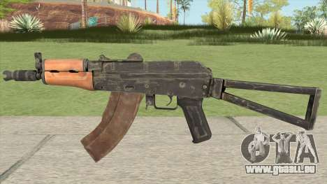AKS-74U (Medal Of Honor 2010) für GTA San Andreas