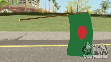 Bangladesh Flag Mod pour GTA San Andreas