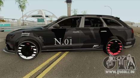 Audi RS6 (Phoenix And ABT) 2016 für GTA San Andreas