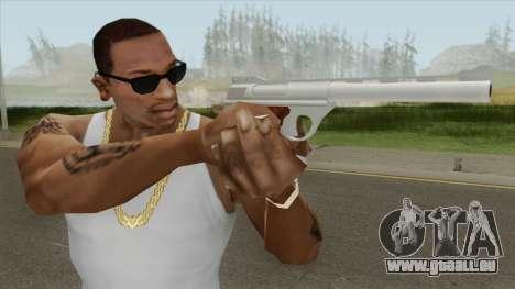 Pistol .44 (Automag) GTA IV EFLC pour GTA San Andreas