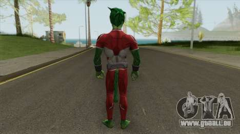 Beast Boy Changeling V2 pour GTA San Andreas