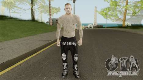 Michael Scofield In SWAG Clothes pour GTA San Andreas