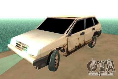 2109 VAZ (LADA DEVYATKA) für GTA San Andreas