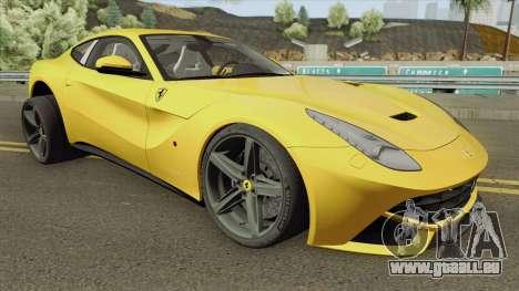 Ferrari F12 Berlinetta 2013 HQ pour GTA San Andreas