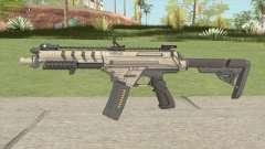 HBRA3 Assault Rifle pour GTA San Andreas