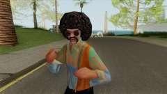 Hippie Skin V3 pour GTA San Andreas