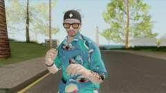 Skin V4 (GTA Online The Diamond Casino) pour GTA San Andreas