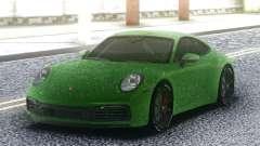 Porsche 911 992 pour GTA San Andreas