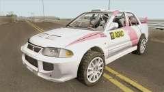 Mitsubishi Lancer Evolution III GSR WRC 95 Rall