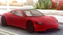Tesla Motors Roadster 2020 Red pour GTA San Andreas