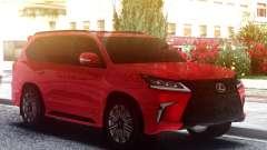 Lexus LX570 2019 für GTA San Andreas