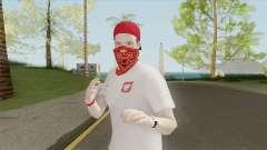 Polish Gang Skin V2 pour GTA San Andreas