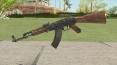 COD: MW1 AK-47 (Default) für GTA San Andreas