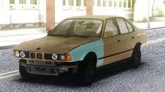 BMW 525 Crashed für GTA San Andreas