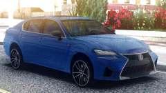 Lexus GS-F 2019