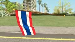 Thailand Flag pour GTA San Andreas