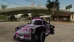 Porsche 911 Anime Edition