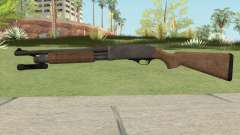 Pump Shotgun HQ (L4D2) pour GTA San Andreas