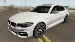 BMW 540i G30 2018