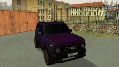 LADA Niva Bronto (ZHAROV_A_573) pour GTA San Andreas
