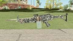 FN Minimi (Pixelated)