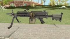 Battlefield 4 M249