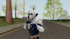 Captain Cold: Criminal Master of Chill V1 pour GTA San Andreas