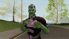 Brainiac: The Collector of Worlds V1 für GTA San Andreas