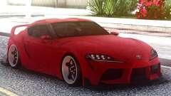Toyota Supra A90 pour GTA San Andreas