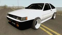 Toyota AE86 Levin 4A-GE