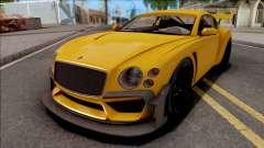GTA V Enus Paragon R pour GTA San Andreas