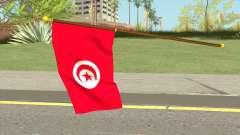 Tunis Flag pour GTA San Andreas