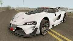 Toyota FT-1 Vision Gran Turismo GR3 (GT3) 2014