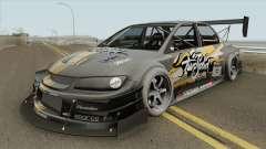 Mitsubishi Lancer Evolution VIII (Time Attack)