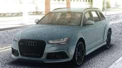 Audi RS6 Turbo