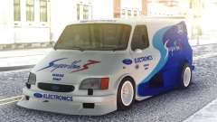 Ford Transit Supervan 3 Custom cars