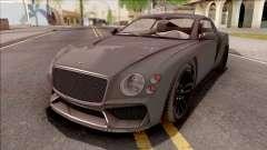 GTA V Enus Paragon R Stock IVF pour GTA San Andreas