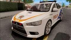 Mitsubishi Lancer Evolution X PDRM