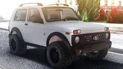 Lada Niva Bronto pour GTA San Andreas