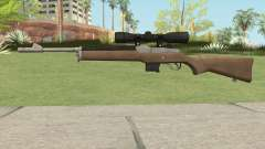 Hunting Rifle HQ (L4D2) pour GTA San Andreas