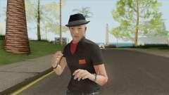 Chinese Gang Skin V3 pour GTA San Andreas