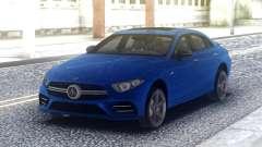 Mercedes-Benz CLS 53 AMG pour GTA San Andreas