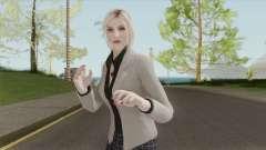 Agatha Baker Skin GTA 5 pour GTA San Andreas