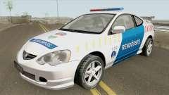 Acura RSX Magyar Rendorseg