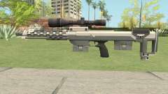 Advanced Sniper (DSR-1) GTA IV EFLC pour GTA San Andreas