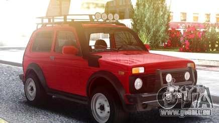 Lada Niva 2121 für GTA San Andreas