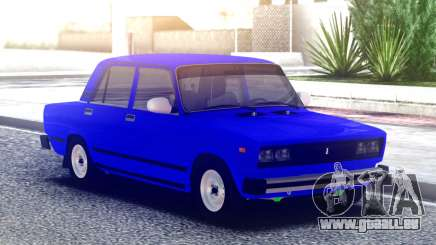VAZ 2105 mit Quadrat-Optik für GTA San Andreas