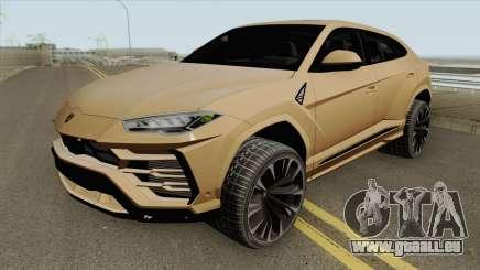 Lamborghini Urus HQ pour GTA San Andreas