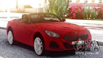 BMW Z4 M40i G29 19 Cabrio pour GTA San Andreas